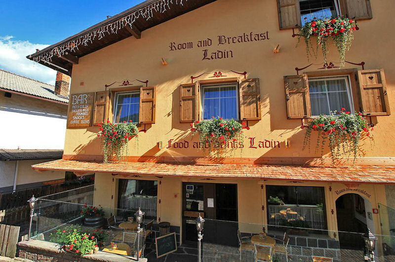 Garnì B&B Ladin - http://www.ladin.it