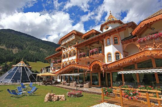 Renè Dolomites Boutique Hotel - http://www.hotelrene.com